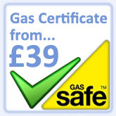 Gas Certificate from £39