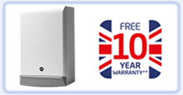 FREE 10 year warranty from Safety Cert